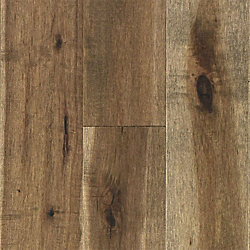 3/4 x 5-1/4 Rattan Maple Solid Hardwood Flooring